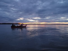 Paddle the Mackenzie River